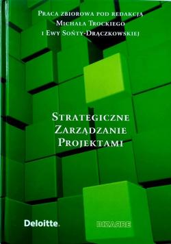 Strategiczne zarządzanie projektami