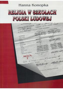 Religia w szkołach Polski Ludowej