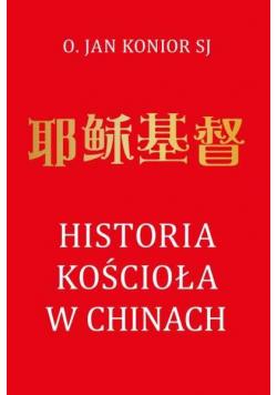 Historia Kościoła w Chinach