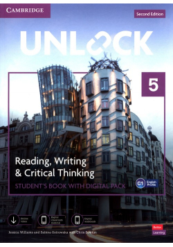Unlock 5 Reding, Writing & Critical Thinking Student's Book with Digital Pack
