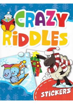 Crazy riddles z naklejkami