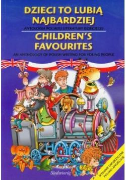 Dzieci to lubią najbardziej w wersji pol ang