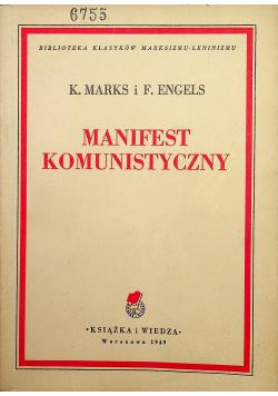Manifest Komunistyczny 1949 r