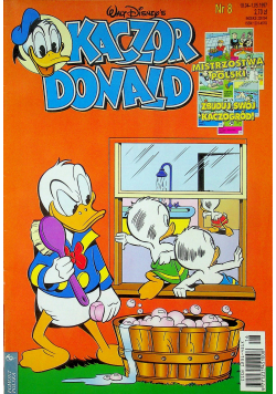 Kaczor Donald nr 8