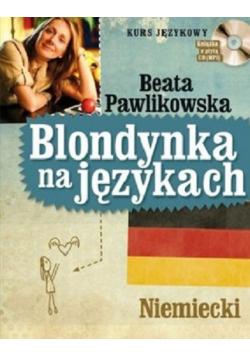Blondynka na językach Niemiecki plus CD