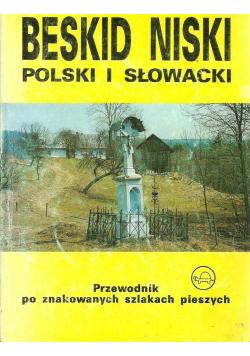 Beskid Niski Polski i Słowacki