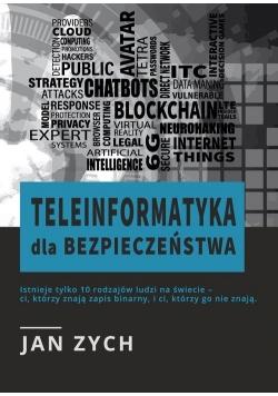 Teleinformatyka dla bezpieczeństwa