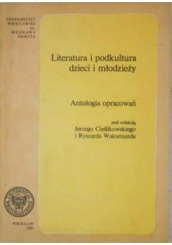 Literatura i podkultura dzieci i młodzieży