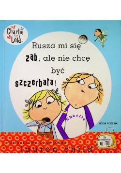Charlie i Lola Rusza mi się ząb ale nie chcę być szczerbata
