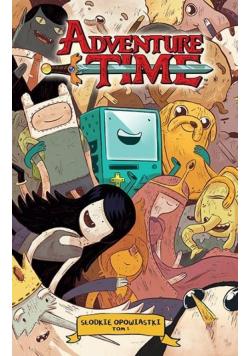 Adventure Time Słodkie Opowiastki