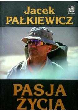 Pasja życia plus autograf Pałkiewicz