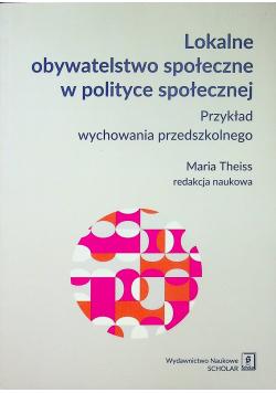 Lokalne obywatelstwo społeczne w polityce społecznej plis Theiss