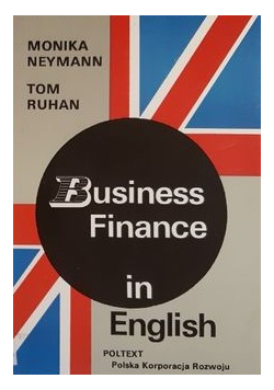 Business Finance in English