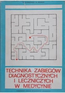 Technika Zabiegów Diagnostycznych I Leczniczych W Medycynie