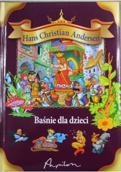 Andersen Baśnie dla dzieci
