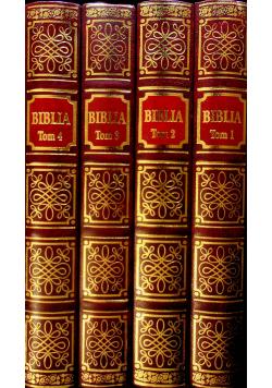 Biblia tom od 1 do 4