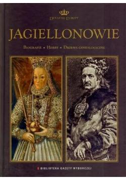Dynastie Europy Jagiellonowie