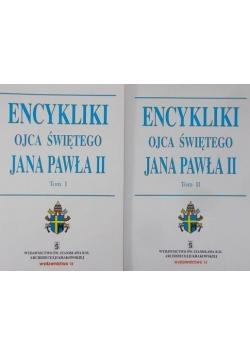Encykliki Ojca Świętego Jana Pawła II Tom I i II