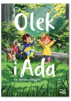 Olek i Ada Sześciolatek Poziom B +Pakiet nowa