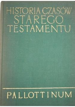 Historia czasów Starego Testamentu