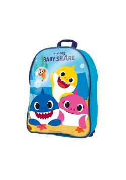 Baby Shark Plecak z klockami
