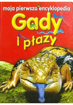 Moja pierwsza encyklopedia Gady i płazy