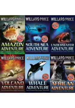 Willard Price Adventure Series