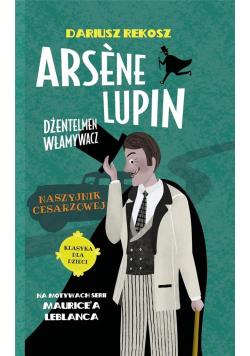 Arsene Lupin T.4 Naszyjnik cesarzowej