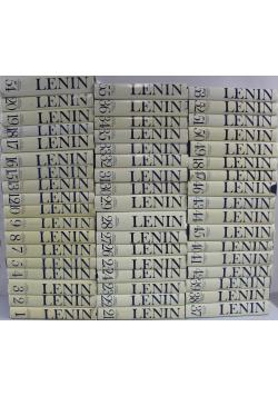 Lenin Dzieła wszystkie  52 tomy