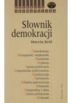Słownik demokracji