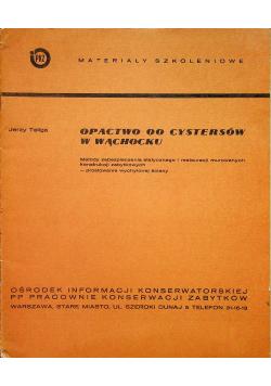 Opactwo OO Cystersów w Wąchocku