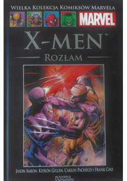 X Men Rozłam
