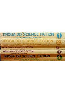 Droga do science fiction 5 tomów