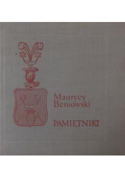 Beniowski Pamiętniki