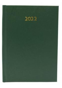 Terminarz 2022 tygodniowy A4 Divas Zieleń