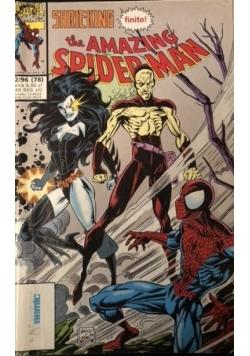 Marvel comics The amazing Spider - man Shrieking finito