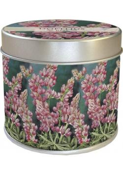 Zapachowa świeczka 154 - łubin - zapach róż