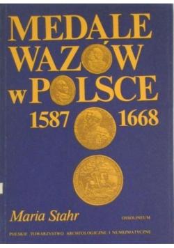 Medale Wazów w Polsce 1587-1668