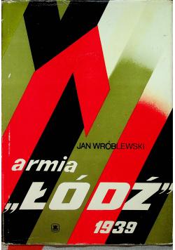 Armia Łódź 1939