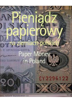 Pieniądz papierowy na ziemiach polskich