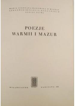 Poezje Warmii i Mazur