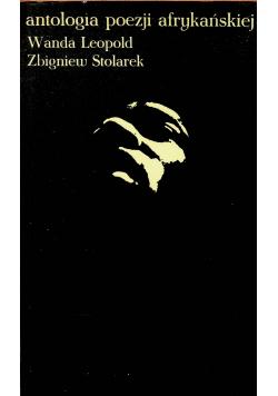 Antologia poezji afrykańskiej