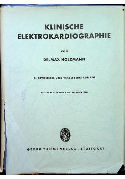 Klinische elektrokardiographie