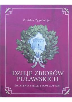 Dzieje zbiorów Puławskich