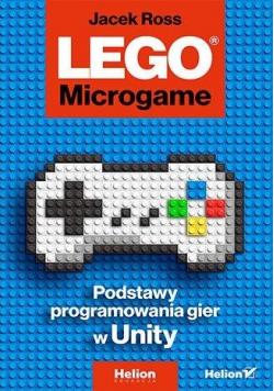 LEGO Microgame. Podstawy programowania gier...