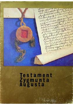 Testament Zygmunta Augusta