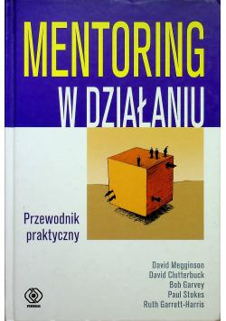 Mentoring w działaniu Przewodnik praktyczny