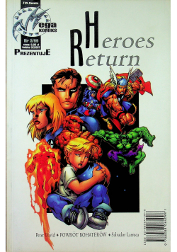 Heroes Return nr 3