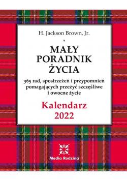 Kalendarz 2022 Mały Poradnik Życia
