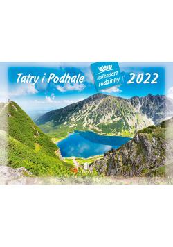 Kalendarz 2022 Tatry i Podhale